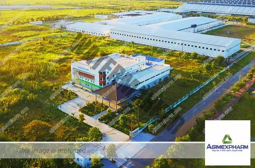 Công ty Cổ phần Dược phẩm Agimexpharm chuẩn bị khánh thành Nhà máy thứ hai tại KCN Bình Hòa