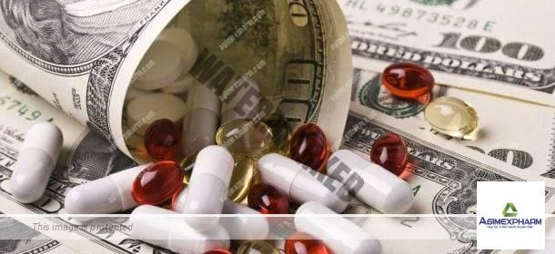 Quý I/2019, Việt Nam chi hơn 570 triệu USD nhập khẩu dược phẩm