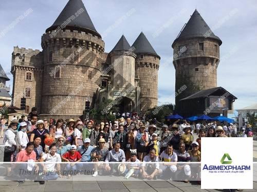 Agimexpharm: Du lịch trải nghiệm từ Nam ra Bắc Việt Nam và Nhật Bản