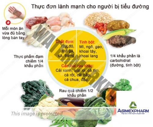 Trung tâm Dinh dưỡng lâm sàng BV Bạch Mai hướng dẫn chế độ ăn cho người bệnh đái tháo đường