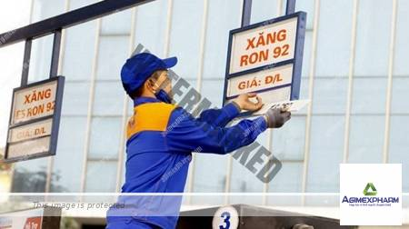Xăng dầu giảm giá từ 15h ngày 15/3/2020