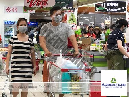 Face masks required for all in public places