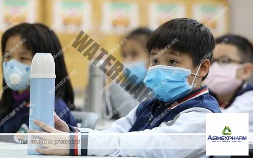 Bộ Y tế khuyến cáo những việc cần làm khi trẻ sốt, ho, khó thở ở trường học